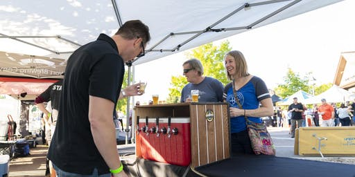 Rails & Ales Craft Beer Festival - James J. Hill Days 2019
