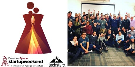 Techstars Startup Weekend Boulder Space 2019 tickets