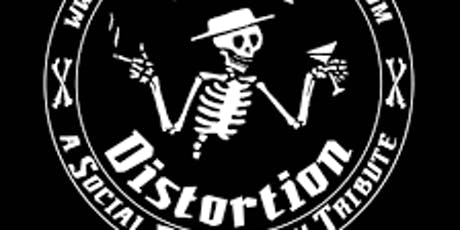 Tributes to Social Distortion & The Ramones! tickets