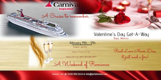Valentine's Day Cruise  3 Days & Nights