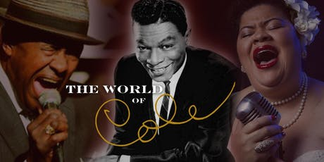The World of Nat King Cole - Maurice Jacox and Thomasina Petrus tickets