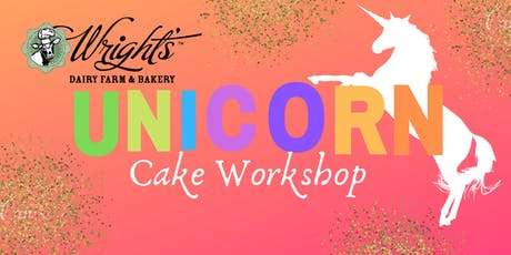 Unicorn Cake Workshop tickets