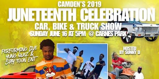 Camden Juneteenth Celebration