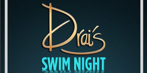 DJ PAULY D LIVE Drais Nightclub & Beachclub - Night Swim Guestlist