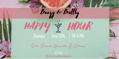 Boozy & Bubbly Happy Hour @Kao Sushi & Grill w/ @ladietacomienzamanana tickets