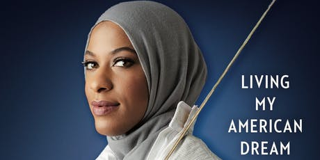 Book Signing and Conversation with Olympic Fencer Ibtihaj Muhammad tickets