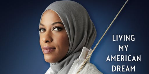 Book Signing and Conversation with Olympic Fencer Ibtihaj Muhammad