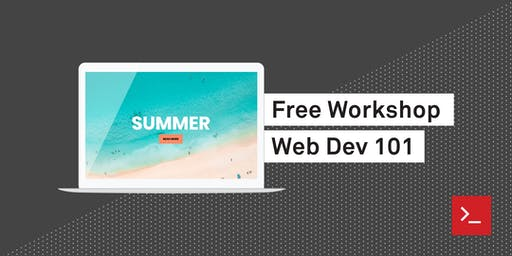 Web Dev 101 at HackerYou