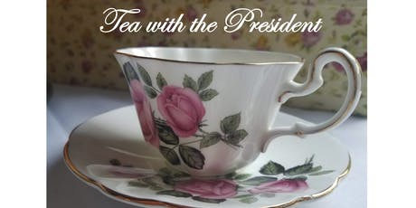 "Women's City Club ""Tea with the President"" (MEMBERS ONLY)  tickets"