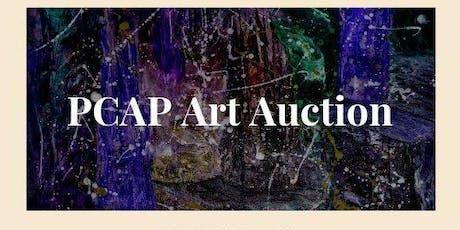 Prison Creative Arts Project Art Auction tickets