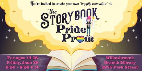 The Storybook Pride Prom at Willowbranch Library tickets