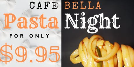 Pasta Night tickets