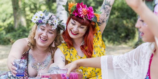 Dandelion & Bloom Flower Crown Workshop