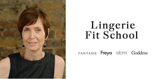 Lingerie Fit School by Fantasie, Freya, Elomi & Goddess