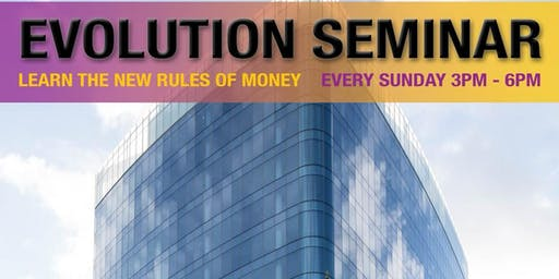 Learn The New Rules of Money : FREE EVENT