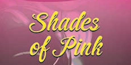 Shades of Pink Rose Dinner  tickets