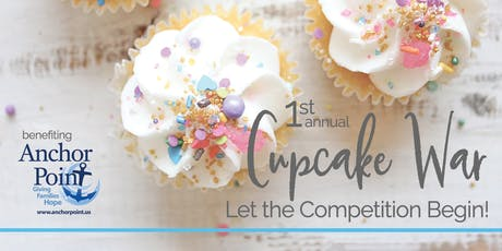 Cupcake War - Vendors tickets