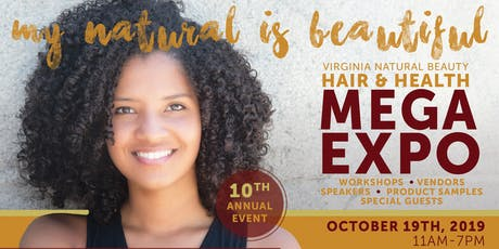 2019 Vendors & Sponsors - Virginia Natural Beauty MEGA Expo tickets
