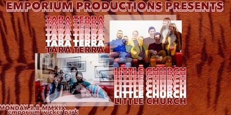 Tara Terra x Little Church Co-Headlining Show tickets