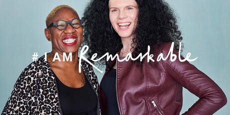 """Women and Leadership  + """" I Am Remarkable Workshop"""" + Reception tickets"""