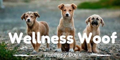 Wellness Woof- September Edition tickets