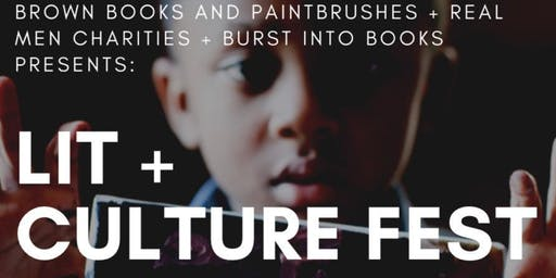LIT CULTURE FEST: A celebration of black literature and art for youth
