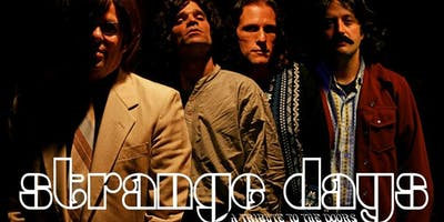 Strange Days Tribute to the Doors
