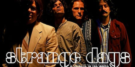 The Doors Tribute by Strange Days tickets