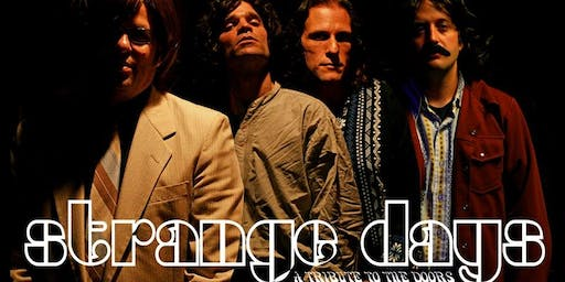 The Doors Tribute by Strange Days