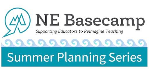WBMS: NEB Summer Planning Days (July 22 & 23)