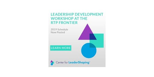 Leadership Development- Conscious Conversations