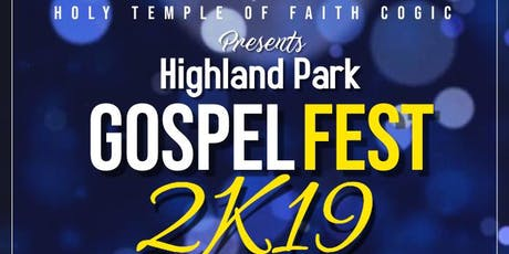 Summer Gospel Fest tickets