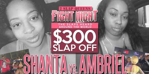 Fight Night- Slap Contest
