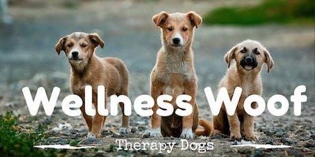 Wellness Woof- October Edition tickets
