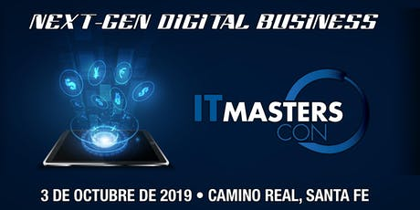 IT Masters CON CDMX 2019 boletos
