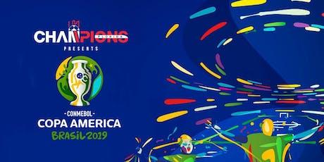 Copa America  Ecuador vs Chile  Viewing Party tickets