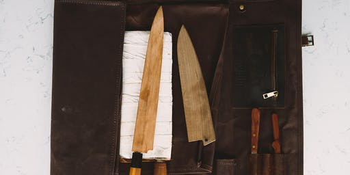 Knife Care Skills 101 at Aurora Cooks! 11:30 am