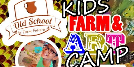 Old School Farm and Art Kids Camp tickets