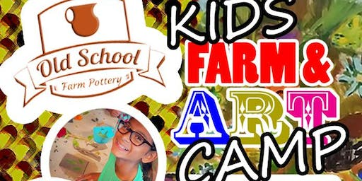Old School Farm and Art Kids Camp