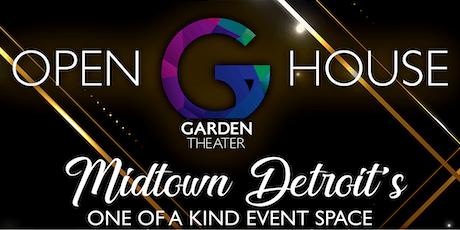 Garden Theater Open House 2019 tickets
