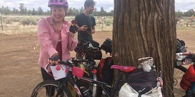 Bike Camping Curious campout!
