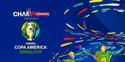 Copa America  Colombia vs Paraguay  Viewing Party
