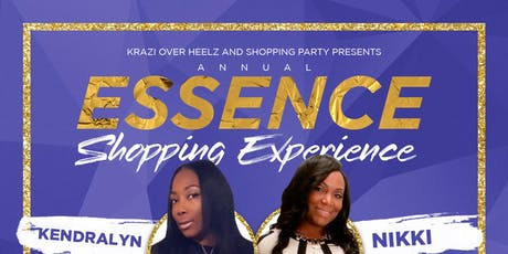 Annual Essence Shopping Experience tickets