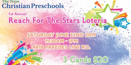 Reach For The Stars Loteria tickets