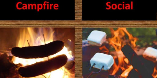FWC Christian Cadets Campfire Social