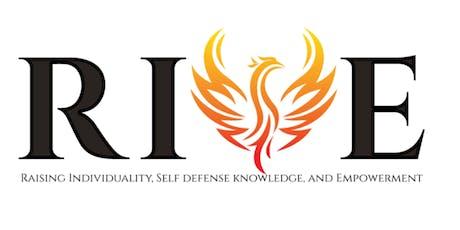 August Teen/Women's Self Defense Seminar tickets
