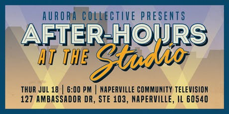 Aurora Collective: After-Hours In the Studio tickets