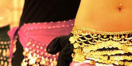Sensual Belly Dance and Stretch Class tickets