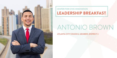 Leadership Breakfast: Antonio Brown tickets