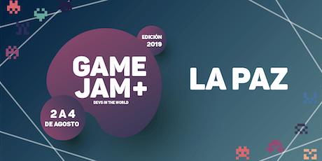 Game Jam + 2019 (La Paz) entradas